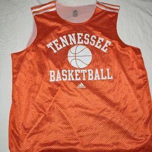 Adidas Tennessee Volunteers basketball tank XL